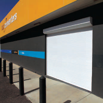 , Roller Shutters, Hallett Home Solutions, Hallett Home Solutions