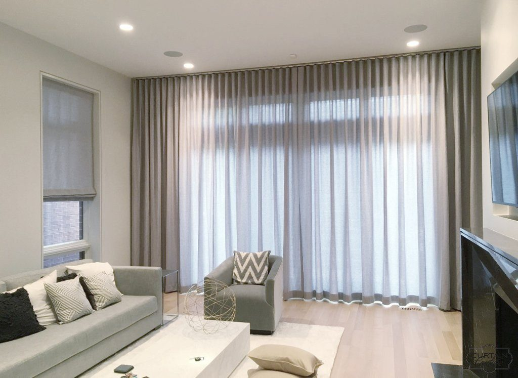 , Curtains, Hallett Home Solutions