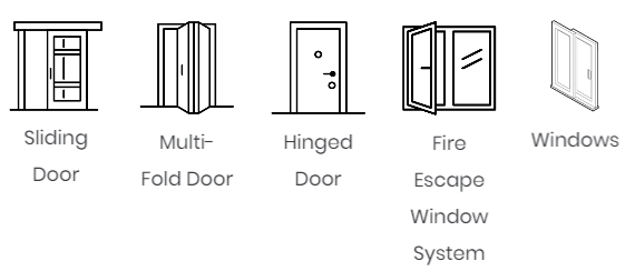 , Security Doors & Windows, Hallett Home Solutions, Hallett Home Solutions